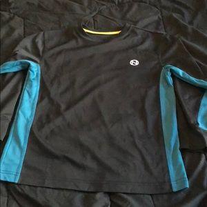Boys long sleeve sport shirt